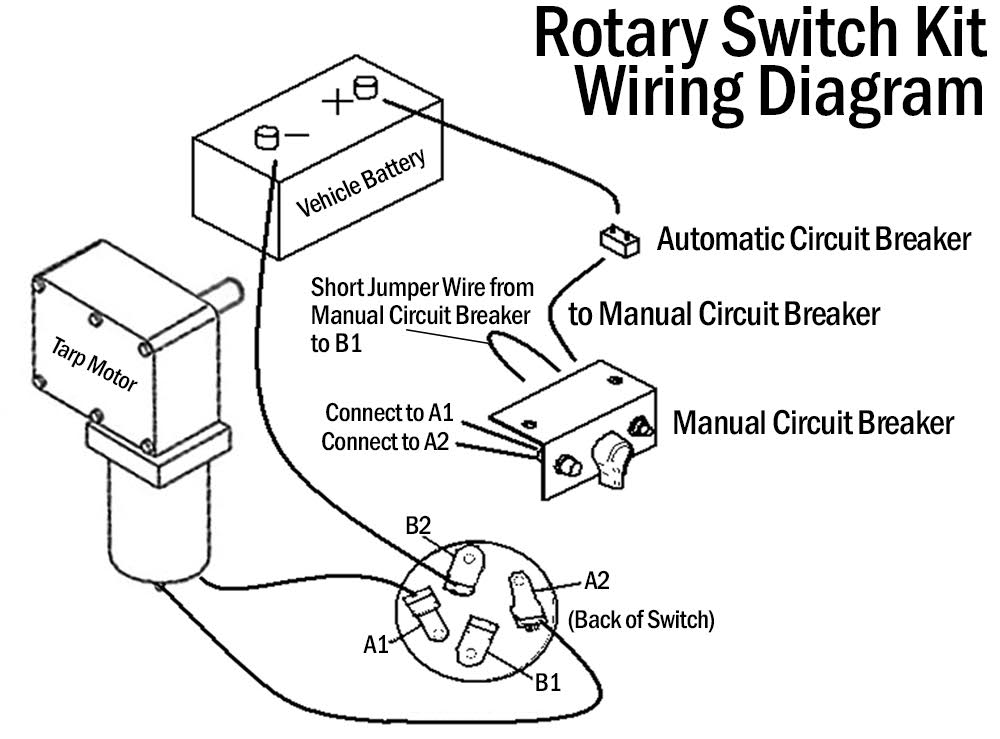 Wiring Diagram For Tarp Motor 5543095