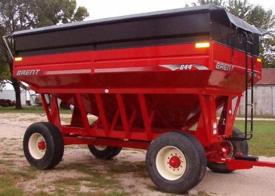 Roll Tarp Systems for Grain Wagons   Carolina Tarps